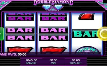 double-diamond-slot-machine