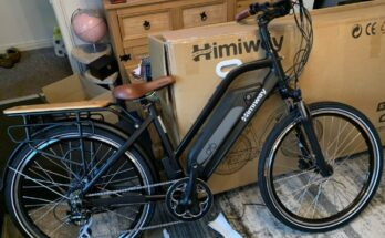 Himiway City Pedelec e-Bike Review 1
