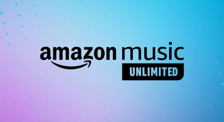 amazon music unlimited official logo