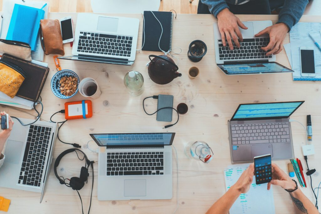 4 Tips to Transition into a Digital Workplace 1